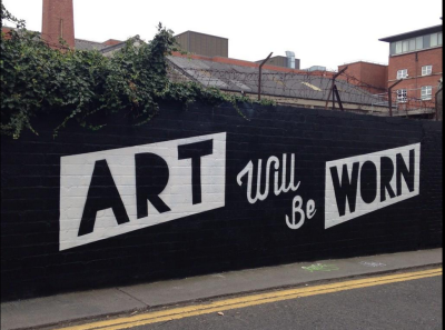 Art will be worn