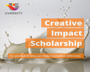 Creative Impact Scholarship 2015-2016