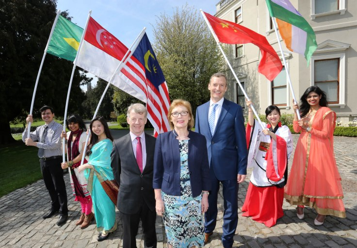 Education in Ireland Student Ambassador Award Ceremony