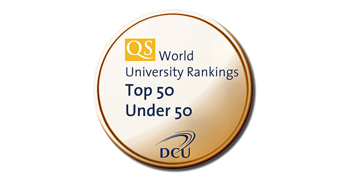 DCU makes it into top 50  of world leading young universities