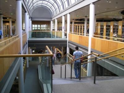 DCU Library Glasnevin