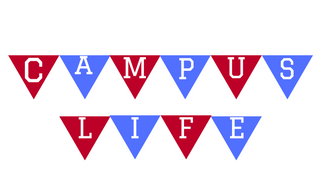 campus life banner