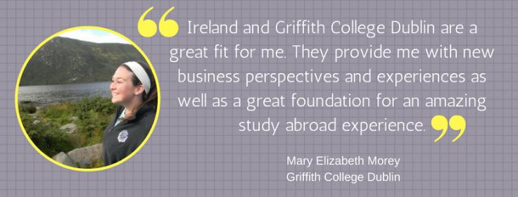 Griffith international student ambassador