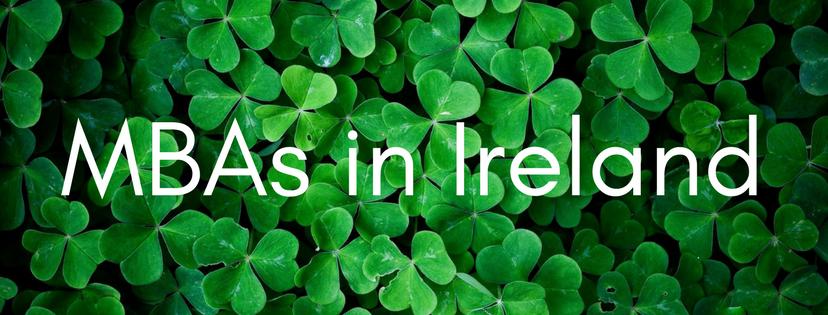 MBAs in Ireland